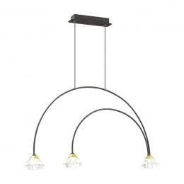 Люстра Odeon Light Arco 4100/3